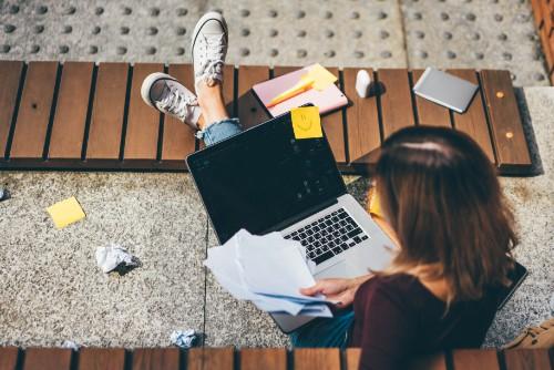 Allemaal ideeën en notities, waar begin je met het schrijven van je onderzoeksvoorstel?